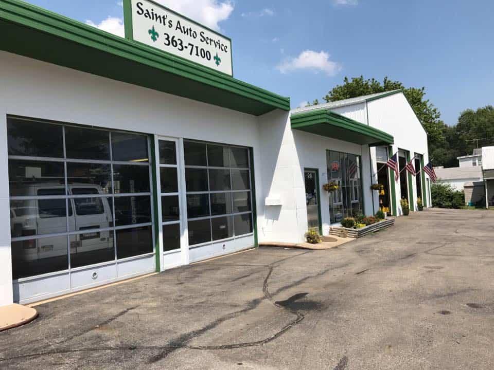 Saints Auto Service - Delaware, Ohio